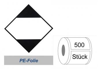 LQ-Kennzeichnung 100x100 PE-Folie