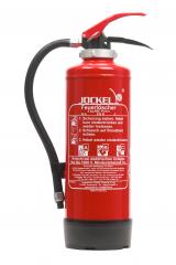 Feuerlöscher, 6kg ABC, Aufladelöscher mit Hebelarmatur