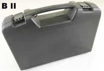 Aufbewahrungskoffer II - schwarz
