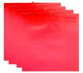Warnflaggen-Satz für überhängende Lasten (100 Stück)