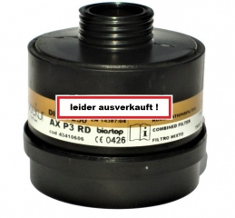 Kombinationsfilter DIRIN 230 AX-P3