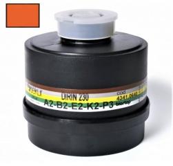 ADR Mehrbereichskombifilter DIRIN 230 ABEK2 - P3